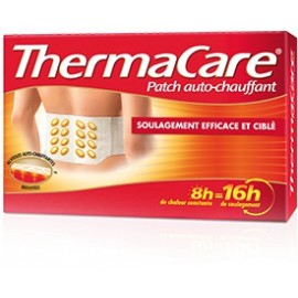 Thermacare - Patch Dos Auto-chauffants - Pack de 2
